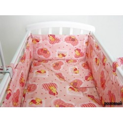 Комплект в кроватку Фея Мишки 3 предмета