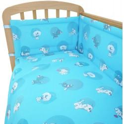 Комплект в кроватку Фея Наши друзья 6 предметов