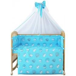 Комплект в кроватку Фея Наши друзья 7 предметов