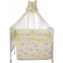 Комплект в кроватку Фея Мишки 7 предметов