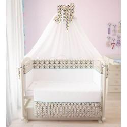 Комплект в кроватку Фея Конфетти 7 предметов