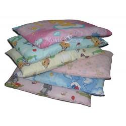 Подушка в кроватку новорождённого 40*60см.