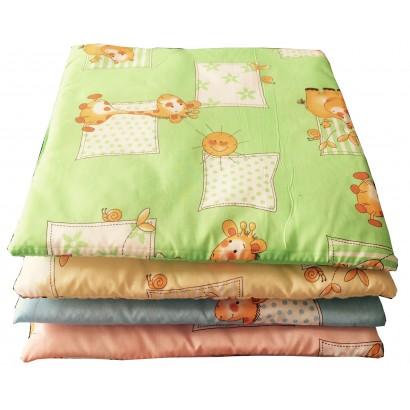 Детская квадратная подушка холофайбер 40*40см.