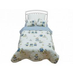 Покрывало с подушками на подростковую кровать Giovanni Orsetto Kids