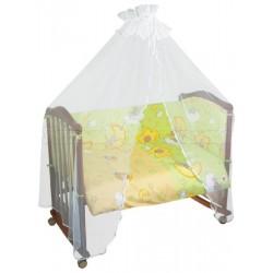 Универсальный балдахин в детскую кроватку Сонный гномик