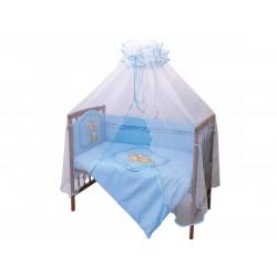 Балдахин в овальную кроватку