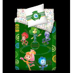 Комплект постельного белья для детской кроватки Фиксики Цирк