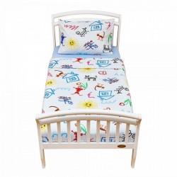 Комплект подросткового постельного белья 2 предмета Giovanni School (серияShapito)