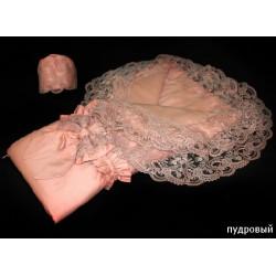 Конверт одеяло на выписку Versento сатин