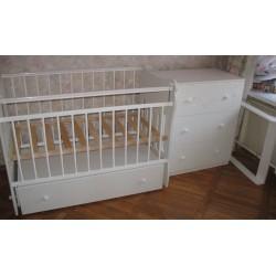 Комната для малыша Островок уюта Бантики, 3 предмета