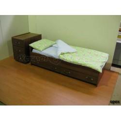 Кроватка трансформер с комодом Ведрусс Раиса