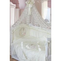 Комплект в кроватку Золотой гусь Консуэло 9 предметов