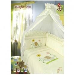 Комплект в кроватку Золотой гусь Сладкий сон 8 предметов