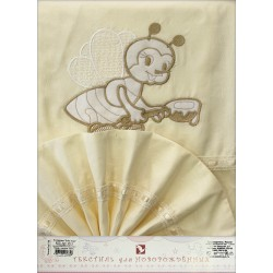 Комплект постельного белья Золотой гусь Бэби Элит 3 предмета