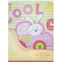 Комплект постельного белья Золотой гусь Cool Car 3 предмета