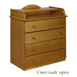 Пеленальный комод Лель - Кубаньлесстрой АБ 33.4