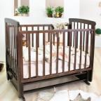 Кроватки для новорожденных (Папа Карло)