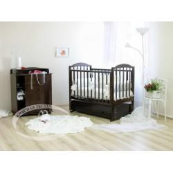 Комната для новорожденного Красная звезда Драгоценная коллекция Cristal Можга С602, С421