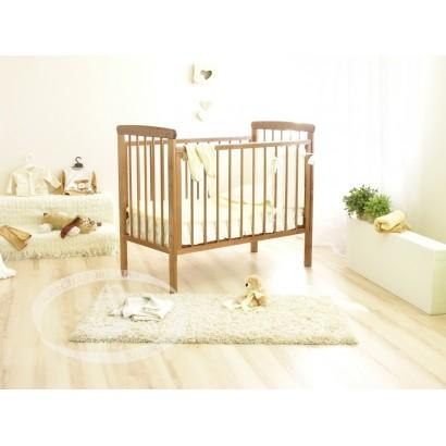 Кроватка для новорожденного Можга Красная звезда Машенька С-237