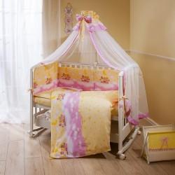 Комплект в кроватку Perina Аманда 7 предметов, серия Элит