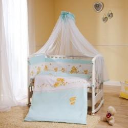 Комплект в кроватку Perina Фея 7 предметов, серия Элит