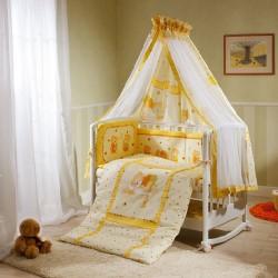 Комплект в кроватку Perina Ника 7 предметов, серия Элит
