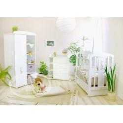 Комната для младенца Можга Декоративная коллекция. Африка С431, С851, С421 Красная звезда