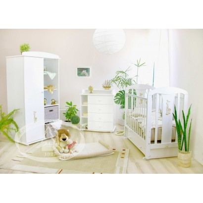 Детская комната Можга Декоративная коллекция. Африка С431, С851, С421 Красная звезда
