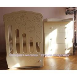 Комната новорожденного Островок уюта Бабочки, 3 предмета
