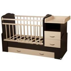 Детская кровать-трансформер-маятник Антел Алита-1