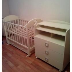 """Набор для детской комнаты """"Гармония"""" 3 предмета"""