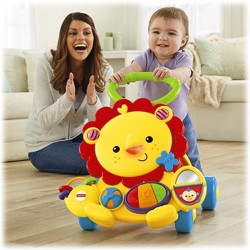 Ходунки Fisher Price Львенок арт.Y9854 (Фишер Прайс)