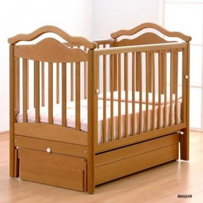 Детская кроватка для новорожденного Гандылян Анжелика с универсальным маятником (Gandylyan)
