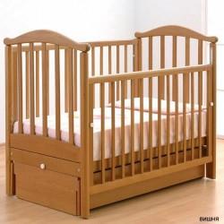 Детская кроватка для новорожденного Гандылян Людмила с универсальным маятником (Gandylyan)