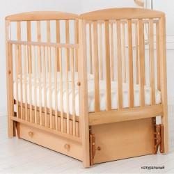 Детская кроватка для новорожденного Гандылян Полина с универсальным маятником (Gandylyan)