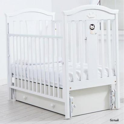 Детская кроватка для новорожденного Гандылян Даниэль с универсальным маятником (Gandylyan)