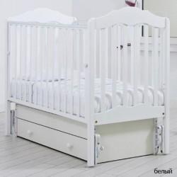 Детская кроватка для новорожденного Гандылян Анастасия с универсальным маятником (Gandylyan)
