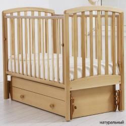 Детская кроватка для новорожденного Гандылян Дашенька с универсальным маятником (Gandylyan)
