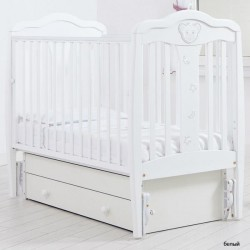 Детская кроватка для новорожденного Гандылян Мишель с универсальным маятником (Gandylyan)