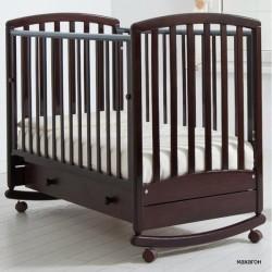 Детская кроватка для новорожденного Гандылян Дашенька (Gandylyan)