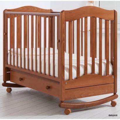 Детская кроватка для новорожденного Гандылян Ванечка (Gandylyan)