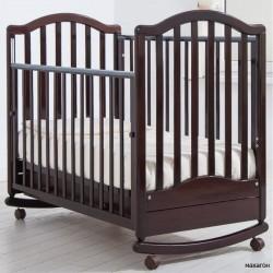Детская кроватка для новорожденного Gandylyan Лейла (Гандылян)