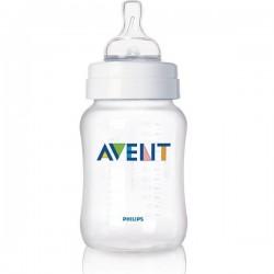 Бутылочка для кормления 260 мл Avent SCF683/17 (Авент)