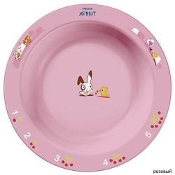 Глубокая тарелка 450 мл. Avent SCF704/01 (Авент)