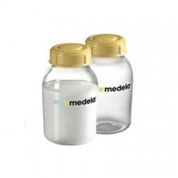 Бутылочка - контейнер Medela 250 мл 2 шт арт.008.0075 (Медела)