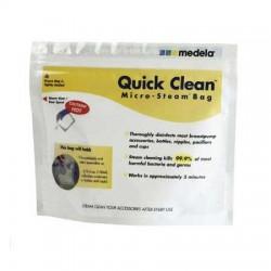 Пакет для паровой стерилизации в микроволновой печи Medela Quick Clean арт.