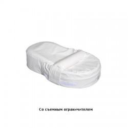 Кроватка-матрас эргономическая Red Castle COCOONaBABY S3 White. Размер 3 (Ред Касл)