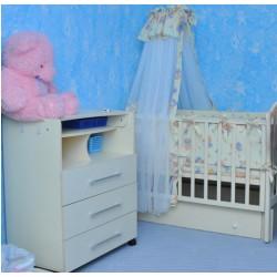 """Набор для детской комнаты """"Сашенька"""", 11 предметов"""