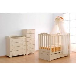 """Комната для новорожденного """"Гандылян Премиум"""", 4 предмета"""