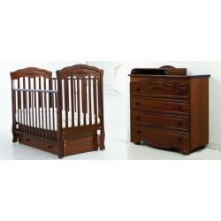 """Детская комната для новорожденного """"Шарм"""", 3 предмета"""